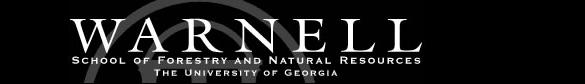 Warnell header logo