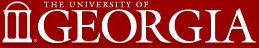 University of Georgia Header Logo