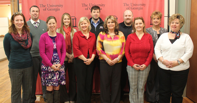 2012 -2013 Staff Representative Group