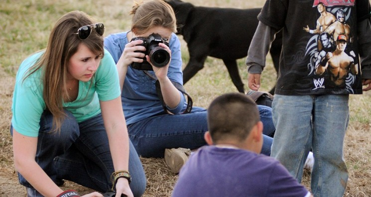 Grady Student Photojournalists