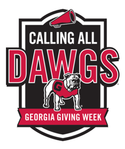 Calling All Dawgs shield