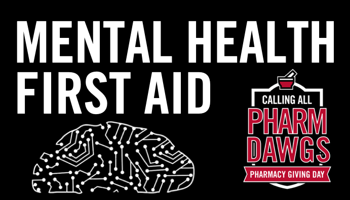 College of Pharmacy Giving Day for Mental Health First Aid