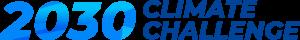 2030 Climate Challenge logo