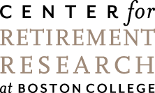 Center for Retirement Research logo