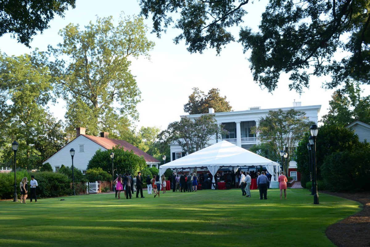 UGA Office of Special Events Reception