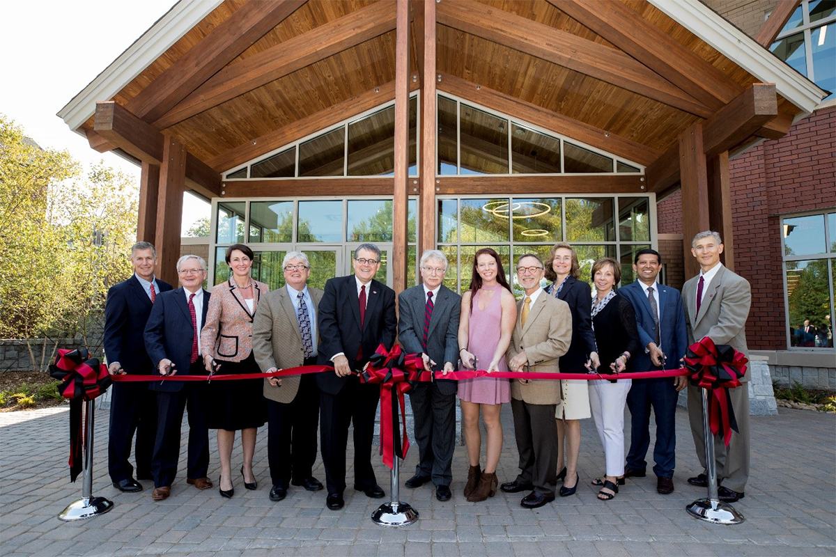 UGA Office of Special Events Ribbon Cutting
